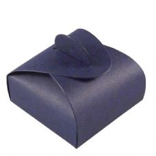 Navy Blue Chocolate Designer Favour Boxes
